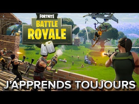 Fortnite BR #15 : J'apprends toujours