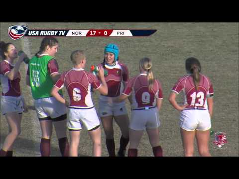 2013 USA Rugby College 7s National Championship: Norwich vs. Princeton