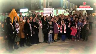 MHP'DEN SANCAKLI BOZKÖY'DE GECE MİTİNGİ
