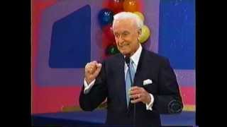 The Price is Right 12/12/2003- Bob's 80th Birthday (full episode)