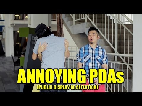 10 Annoying Public Display of Affection (PDA)