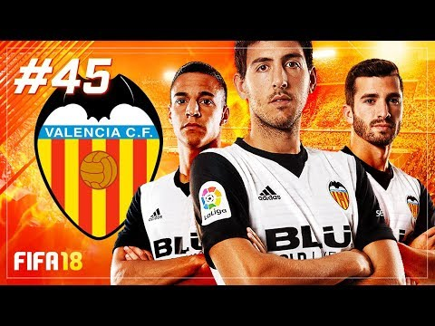 NUMBER 9 IS FINE! | FIFA 18 VALENCIA CAREER MODE - S2 Ep17