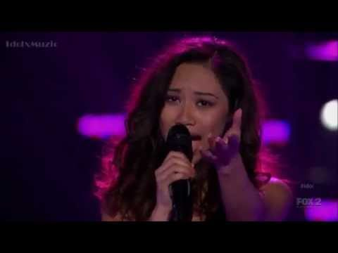 Jessica Sanchez - American Idol 2012 Another Filipina?