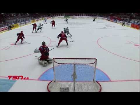 Russia v Finland (1-4) - 2014 IIHF World Junior Championship