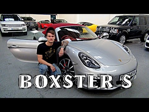 My First Supercar: Porsche Boxster S