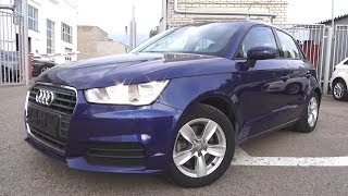 Awesome Supermini Audi A1 1.4 TFSI S-Tronic. Start Up, Engine, and In Depth Tour.. MegaRetr