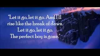Let It Go (Frozen) Male Version Lyrics And Instrumental