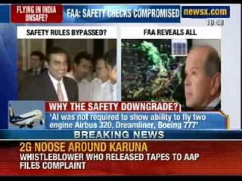 'Reliance jets were alleged to fly without checks proving their airworthiness' - NewsX