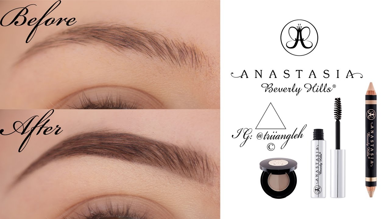 Anastasia brow gel reviews