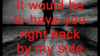 When The Last Teardrops Falls {{{SaD SoNg With Lyrics