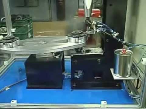 Maquina de Roscado Automatico