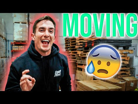 so we might be moving...