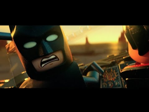 The LEGO Movie - Teaser Trailer