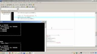 C++ Sequential File Access Part 2 Of 3 Serializing