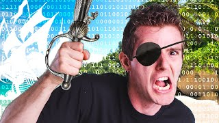Why Piracy Will NEVER DIE