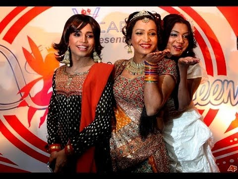 Indian Super Queen - Transgenders Fashion Show India