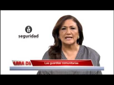 Las guardias comunitarias AZTECA Barra de Opinion