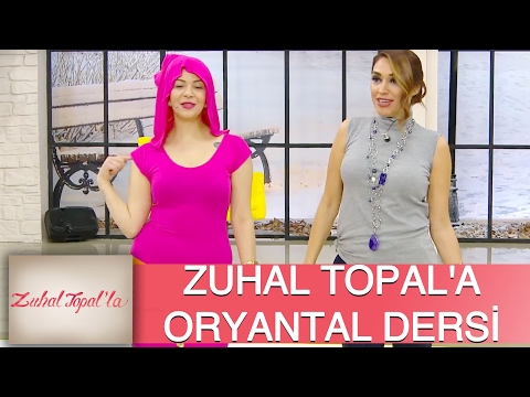 Zuhal Topal'la 116. Bölüm (HD) | Dilek'ten Zuhal Topal'a Oryantal Dersi...