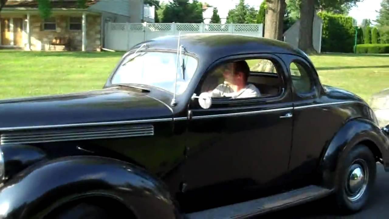 dodge brothers buisness coupe  door youtube