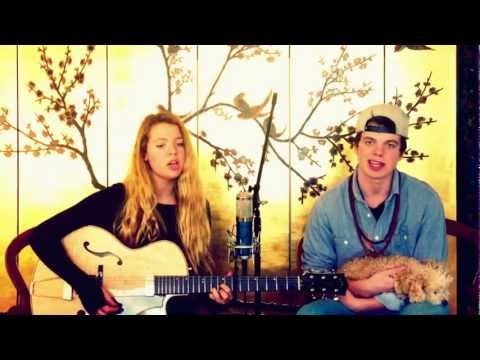Drink In My Cup x Poetic Justice | Cale Dru & Chloe Cicoria | Acoustic Remix