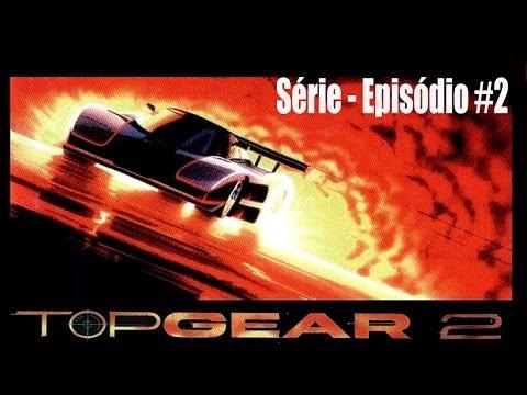 Top Gear 2 #2 - Game de corrida clássico (série)