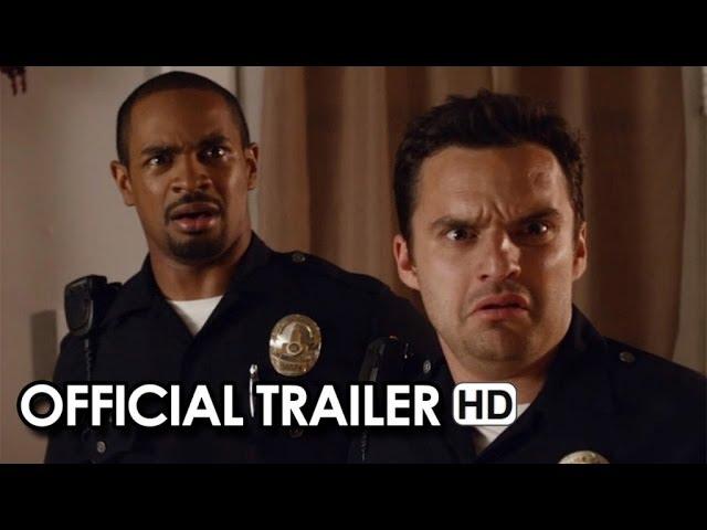 Let's Be Cops Official Trailer #1 (2014) HD