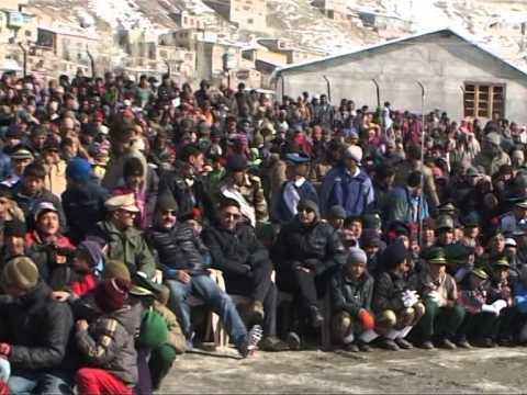 Republic Day Celebrated in Kargil In freezing temp -20