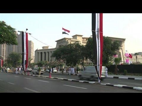 Army boss Sisi sworn in as Egypt president