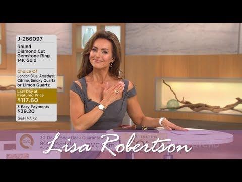 QVC Host Dies Lisa Robertson