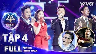 Thần Tượng Bolero 2018 Tập 4 Full HD | Vòng Tinh Hoa: Như Quỳnh say mê giọng ca điển trai Hà Nội