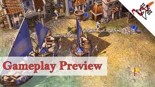 The Settlers 2 (10th Anniversary Edition) - Gameplay Preview by SergiuHellDragoonHQ [1080p/HD]