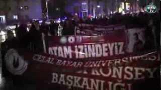 Manisa Gençliği Çanakkale'yi Gezdi