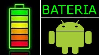 Como alargar duración de bateria