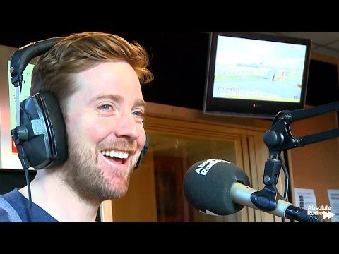 Ricky Wilson: Backstage on The Voice with Tom Jones and Kylie