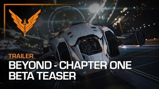 Elite: Dangerous - Beyond Chapter One Béta Bejelentés