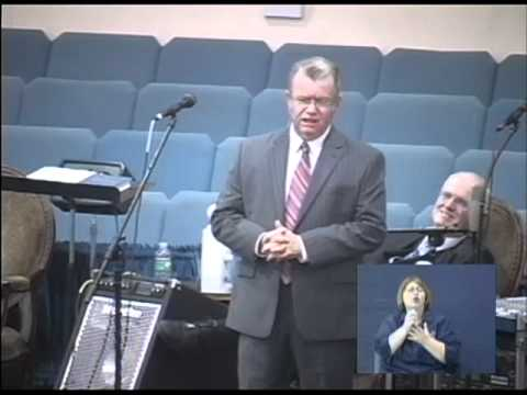 Jubilee 2012 - Tuesday Evening - Dr Randy Parker -