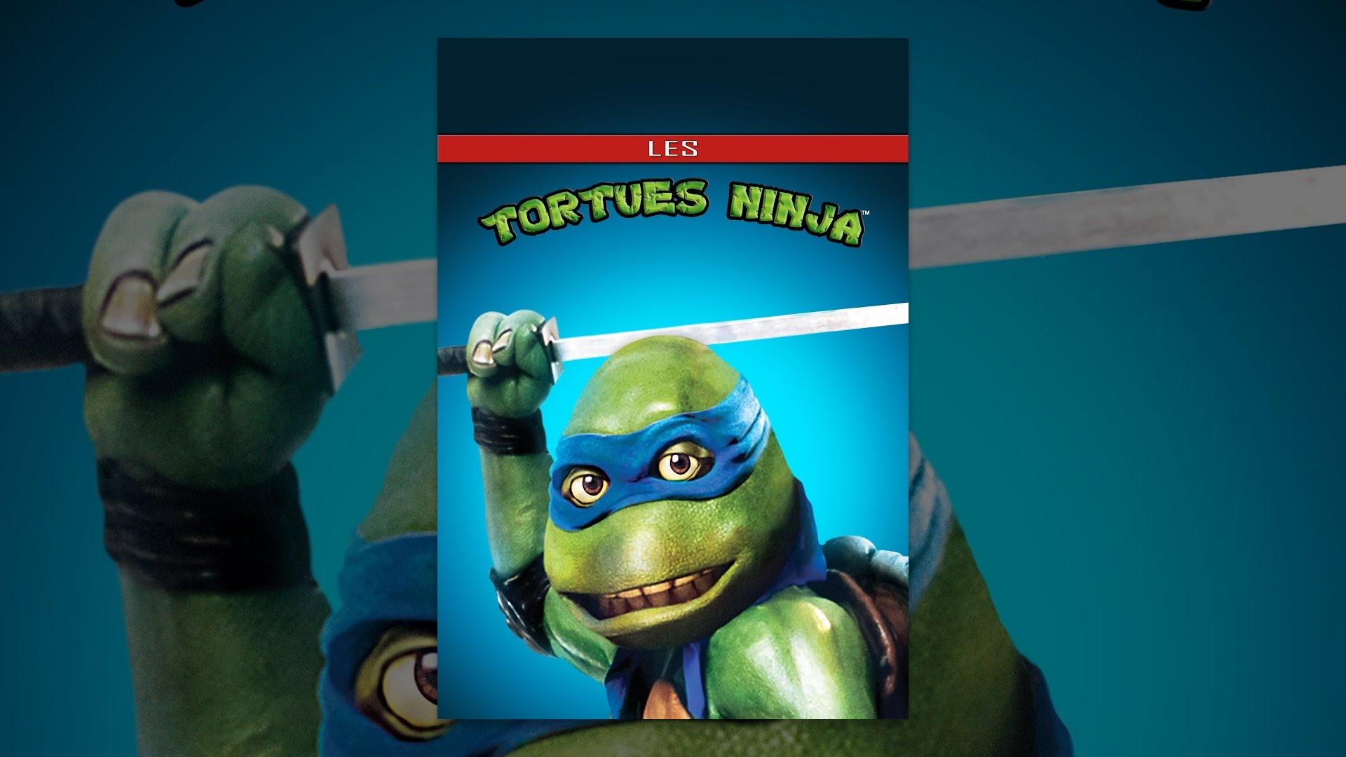 TMNT- Les Tortues Ninja