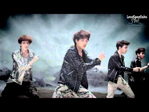 EXO-K - MAMA MV [English subs + Romanization + Hangul] HD
