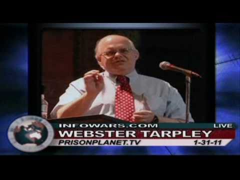 Webster Tarpley : CIA Military Coup in Egypt Empowers Iran Attack