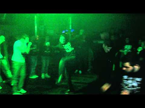 Encephalopathy - Forced Meatotomy feat Sauat (Bodyslam)@Bum Fights Vol.1