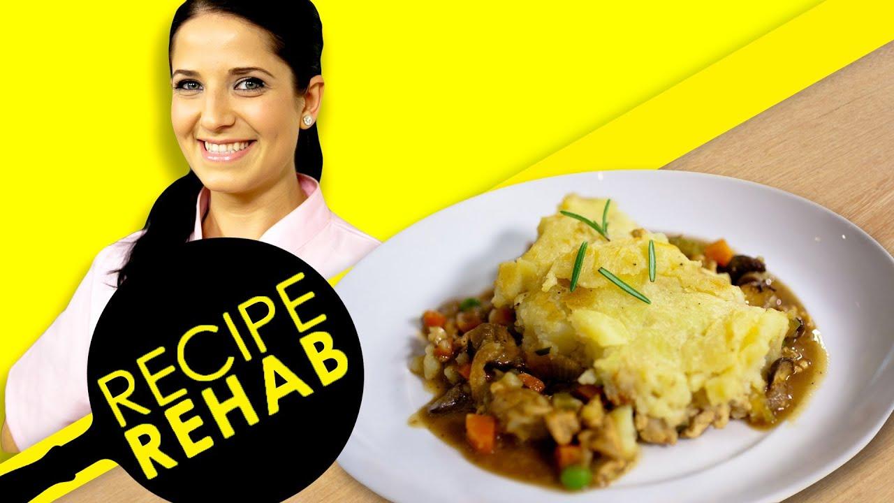 Chef Laura Vitale's Shepherd's Pie Lightened Up I Recipe Rehab I ...