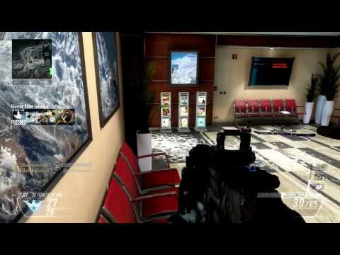 Black Ops 2 Revolution Gameplay (Xbox 360)