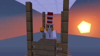 Minecraft Race To The Moon The New Base! [10]