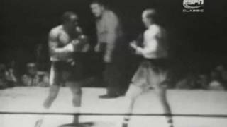 Sonny Liston Vs Chuck Wepner Part 1