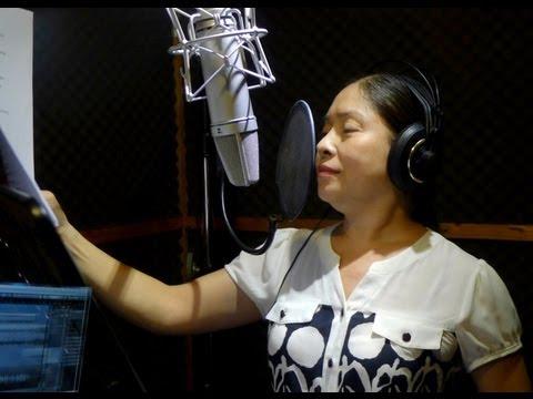 NSƯT KIM TỬ LONG - PHƯỢNG HẰNG ĐANG GHI ÂM ALBUM 8-2013