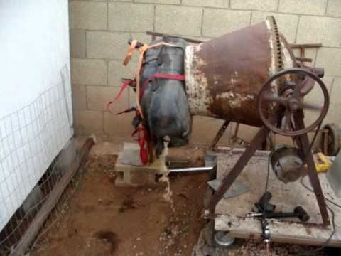 Easy way to clean an old dirty gas tank with a cement for How to clean dirty concrete