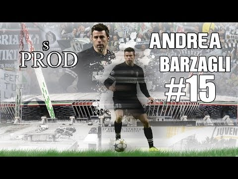 Andrea Barzagli |THE WALL| -HD-