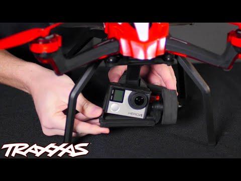 Traxxas Aton | Installing the 2-Axis Gimbal
