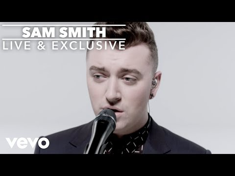 Sam Smith - Make It To Me - Stripped (Live) (VEVO LIFT UK) ft. Howard Lawrence Music Videos