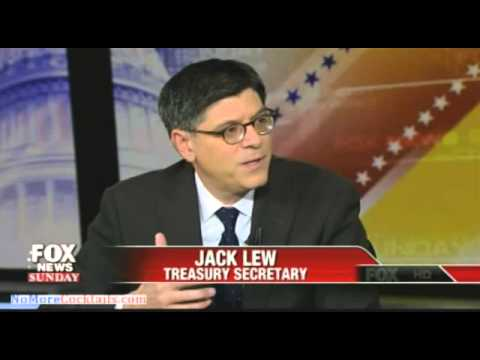 Chris Wallace to Jack Lew on scare tactics - 'Aren't your efforts failing' to use markets to...